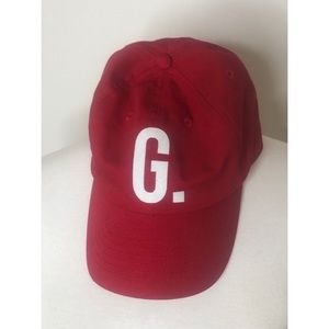 God Is Dope Red Dad Hat. Atlanta Clothing Brand